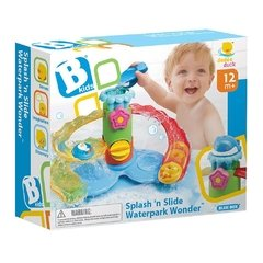 B Kids Splash'n Slide Waterpark Wonder Bath Toy. Tobogán para el baño - tienda online