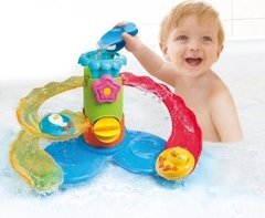 B Kids Splash'n Slide Waterpark Wonder Bath Toy. Tobogán para el baño - Kids Point