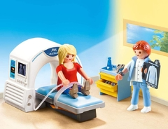 Playmobil Sala Radiografia 70196 - Kids Point