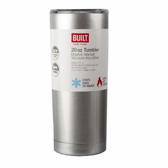 Built Vacuum Insulated Tumbler. Vaso de doble pared de 20 oz. - Kids Point
