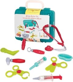 Battat Deluxe Doctor Kit. Set de doctor en internet