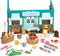 Li'l Woodzeez General store. Tienda general - Kids Point