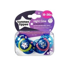 Chupetes Night Time 18-36m Tommee Tippee - Kids Point