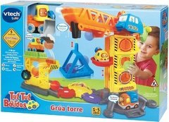 VTech-Grúa Torre interactiva - Kids Point