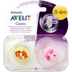 Avent Chupete Classic 0-6m. - Kids Point