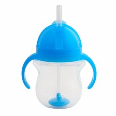 Vaso Entrenamiento Any Angle Click Lock Weighted Straw 207ml. - Kids Point