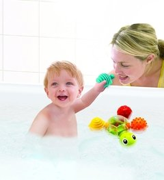Bkids Senso Pal Turtle. Tortuga para el baño. - Kids Point