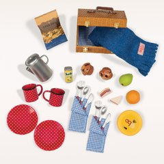 Our Generation Packed for picnic. Accesorio picnic