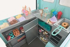 Our Generation Sweet Stop Ice Cream Truck. Camión de helados - Kids Point