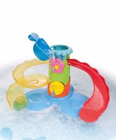 B Kids Splash'n Slide Waterpark Wonder Bath Toy. Tobogán para el baño en internet