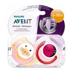 Chupete Classic Avent 6-18m - Kids Point