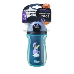 Vaso Insulated Sipper Tumbler Tommee Tippee - Kids Point