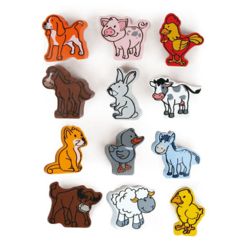 Enhebrados Animales Hape - Kids Point