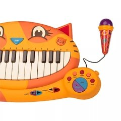 B. Meowsic. Teclado musical - Kids Point