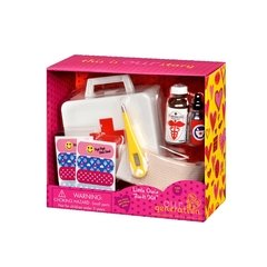 Our Generation little owie fix-it kit  Accesorio de primeros auxilios. - comprar online
