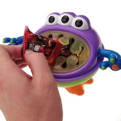 Nuby iMonster Snack Keeper.  Recipiente para snack. - Kids Point