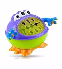 Nuby iMonster Snack Keeper.  Recipiente para snack.