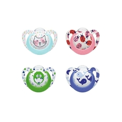 Chupete Genius Color 0-6m Nuk