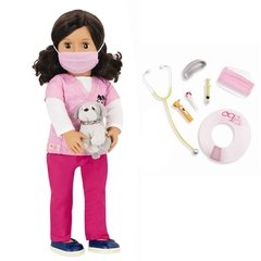 Our Generation Paloma. Muñeca Veterinaria - comprar online