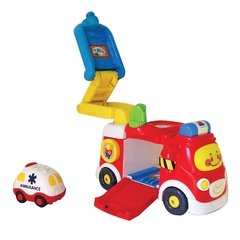 VTech Camión de Bomberos - Kids Point