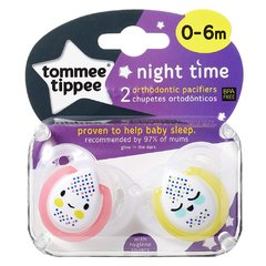 Chupetes Night Time Tommee Tippee - Kids Point