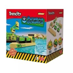 Trencity Patrulla oceanica - Kids Point