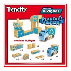 Trencity Planta de agua - Kids Point
