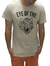 REMERA EYE OF THE TIGER GRIS