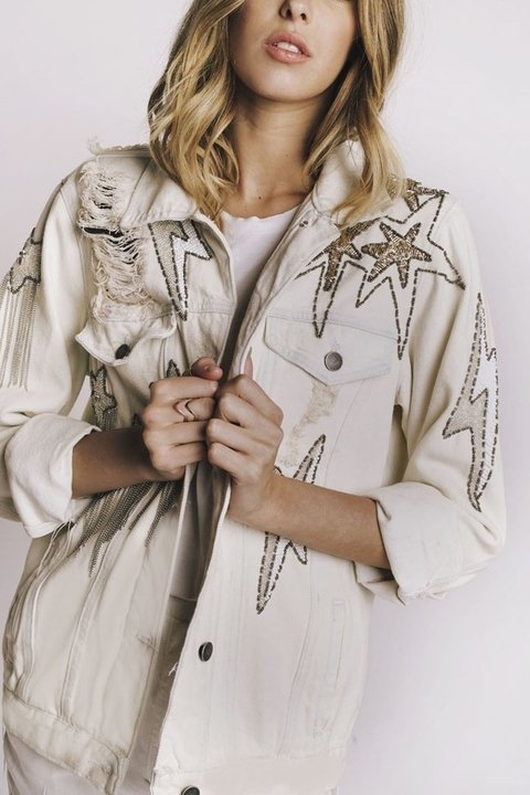 Campera Denim ROCKIN' SUMMER