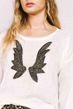 Sweater Wings Off White en internet