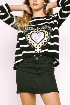 Sweater Love Black