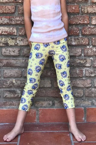 Leggins CANCER TROPIC