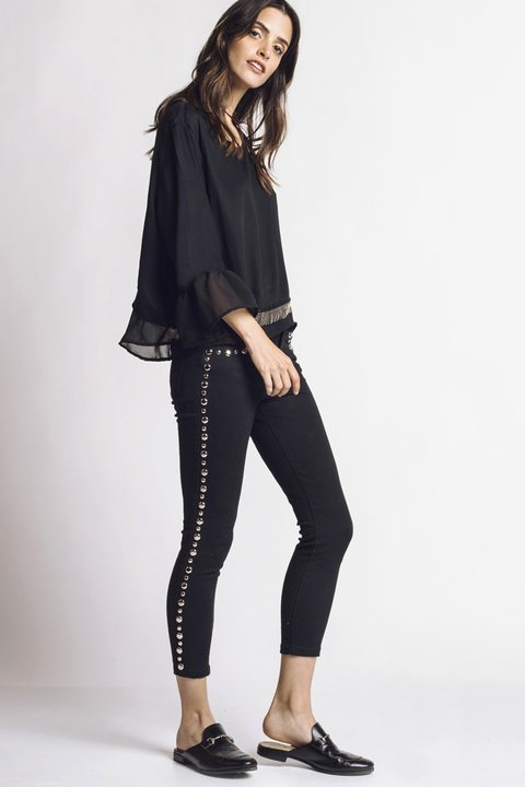 Pantalon black Moonwalk - comprar online