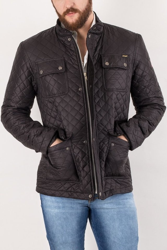 CAMPERA HARRISON NEGRA