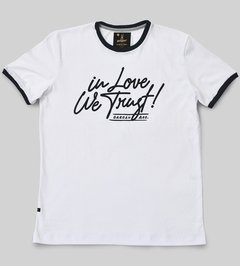 Remera In Love We Trust! - comprar online