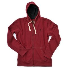 Campera California Frisa Malbec
