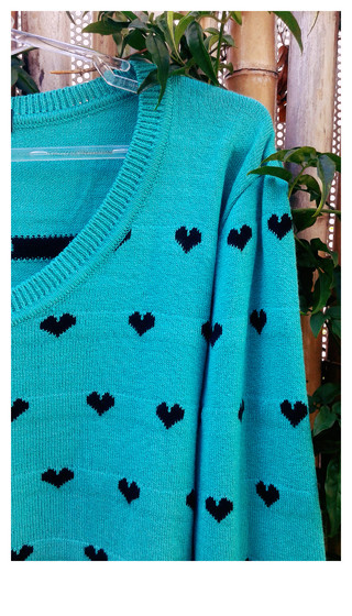 sweater Love - MALANDRA