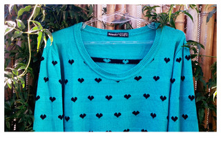 sweater Love en internet