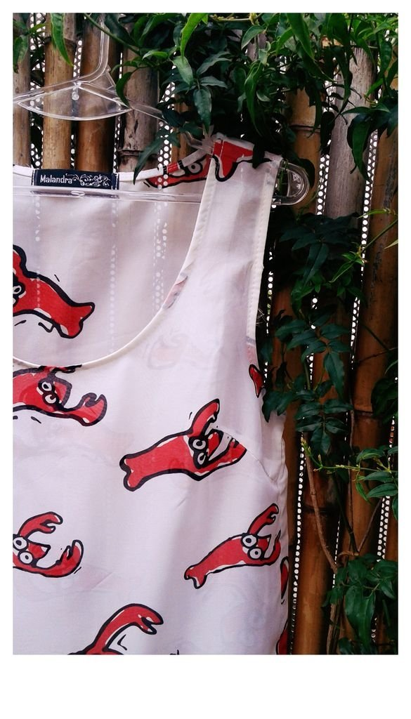 musculosa Lobster en internet