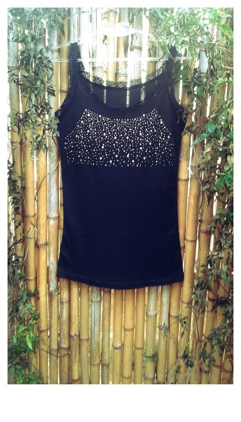 musculosa diamante