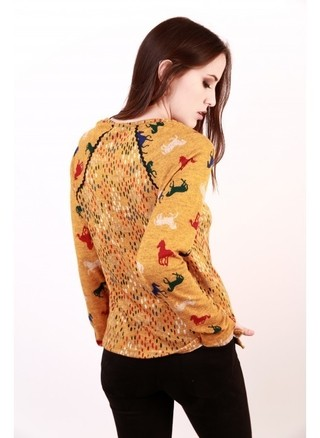 sweater tropic - MALANDRA