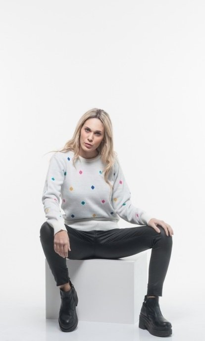 sweater diamante - comprar online