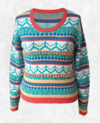 sweater Borlas