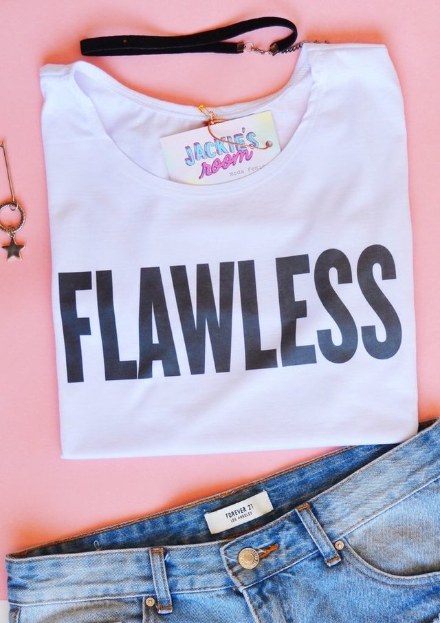 Camiseta Flawless