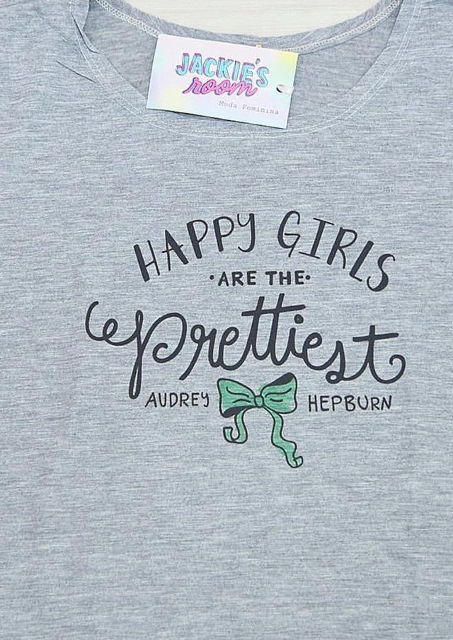 Camiseta Happy girls