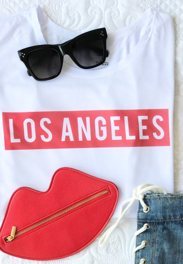 Camiseta Los Angeles - comprar online