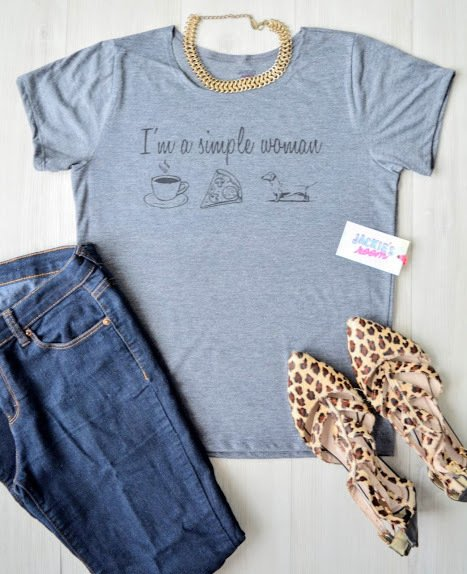 Camiseta Simple Woman