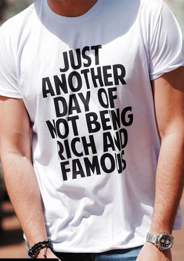 Camiseta Just Another Day
