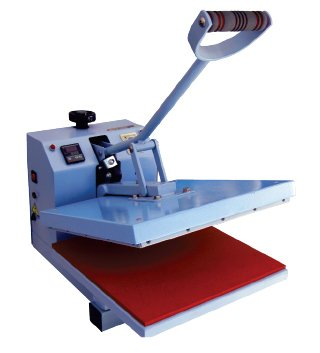 PRENSA TERMICA MANUAL PARA HOT STAMP 38X38 WESTMAN  PT-WM 38X38L