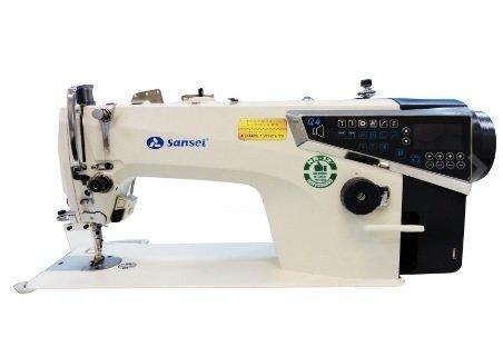 Maquina De Costura Reta Eletrônica 1 Agulha Com Lubrificação